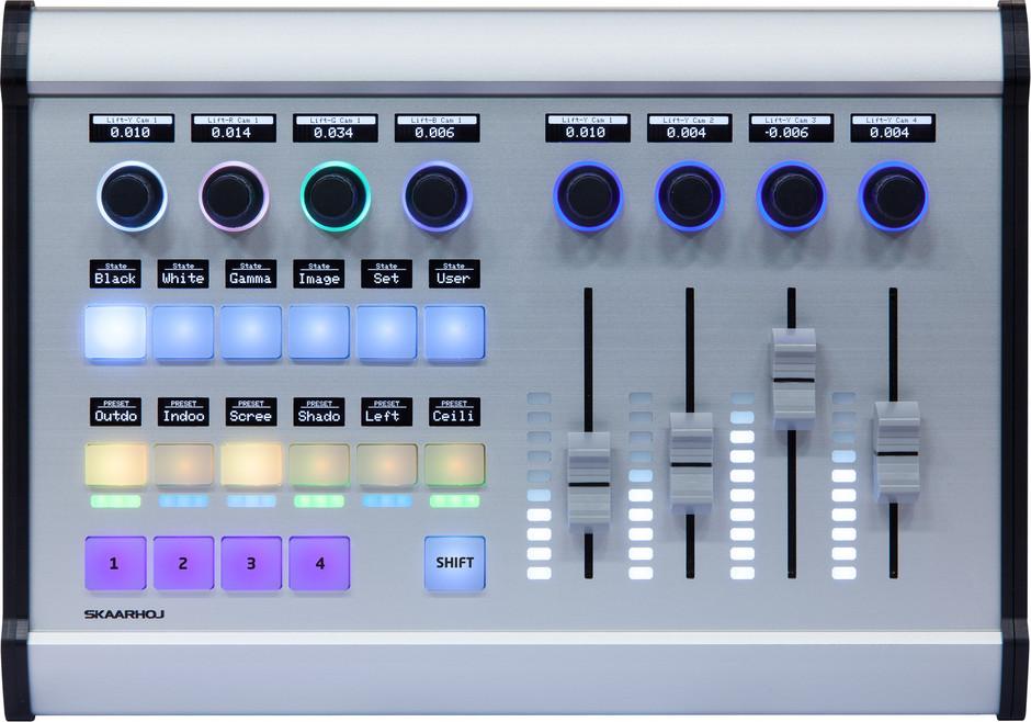 Skaarhoj Color Fly SDI | Remote Control | Live Video Equipment | P     - New