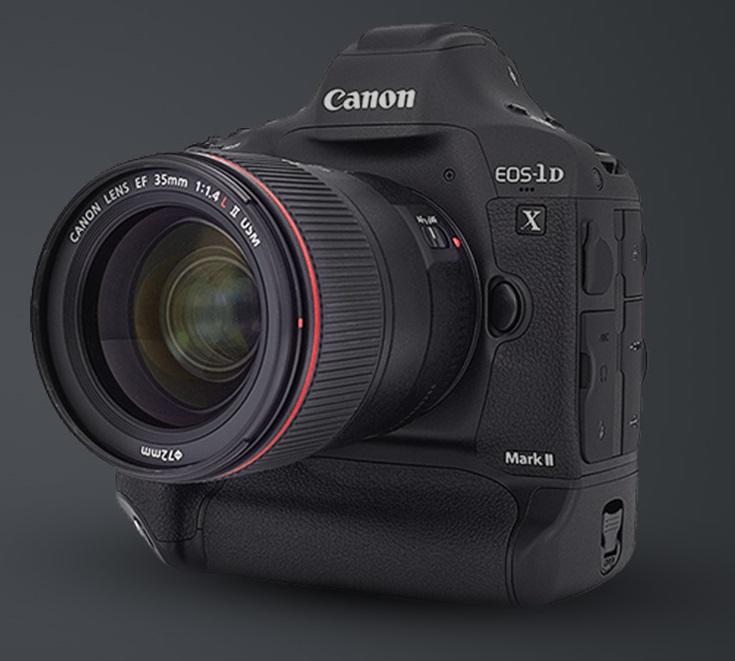Canon EOS 1D X Mark II   DLSR camera Full Frame   Cameras DSLR & M ...