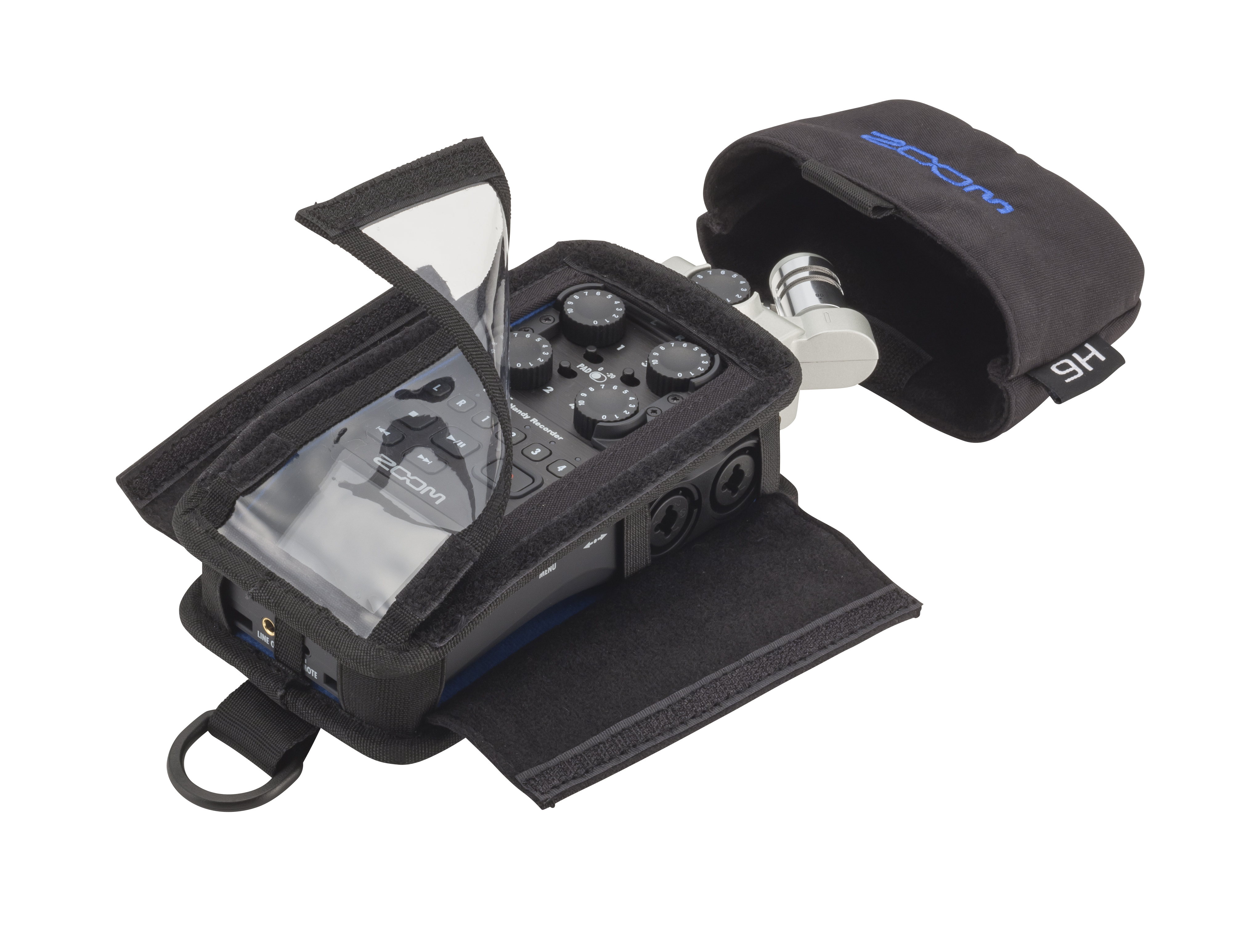 Zoom PCH-6 | Protective Case for H6 Handy Recorder Christmas