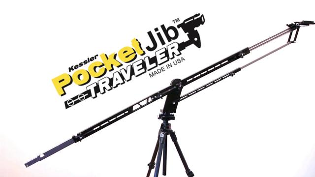 Kessler Crane KC Pocket Jib traveler | Jib | Dolly, Cranes, Jib, R     - New
