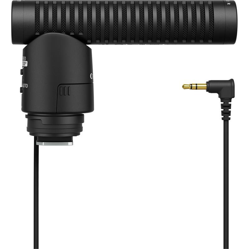 Panasonic DMW-XLR1E Adattatore per Microfono Nero