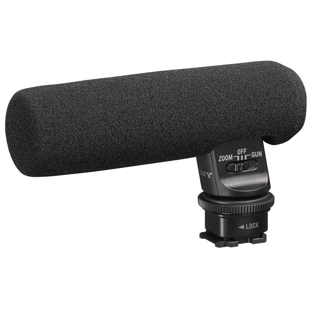 Sony ECM GZ1M.SYH Shotgun Wired microphones Audio - New