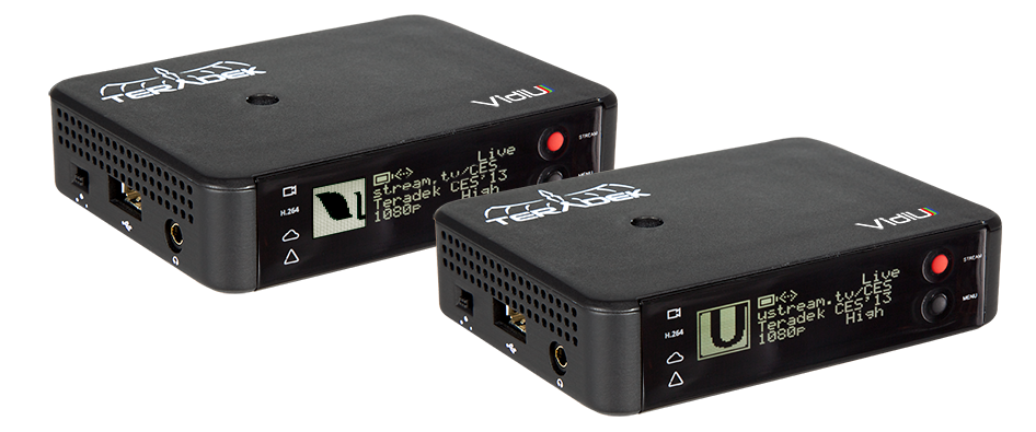 Teradek VidiU Broadcaster Driver for Windows 10