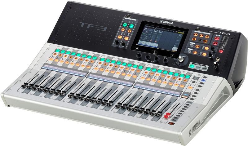 yamaha tf3 digital mixer audio mixer audio new. Black Bedroom Furniture Sets. Home Design Ideas