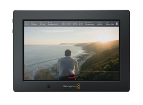 Video Assist 4K - Blackmagic