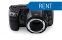 RENT Pocket Cinema Camera 6K
