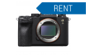 RENT ILCE-9M2.CEC a9 Mark II