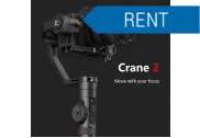 RENT Zhiyun-Tech Crane 2